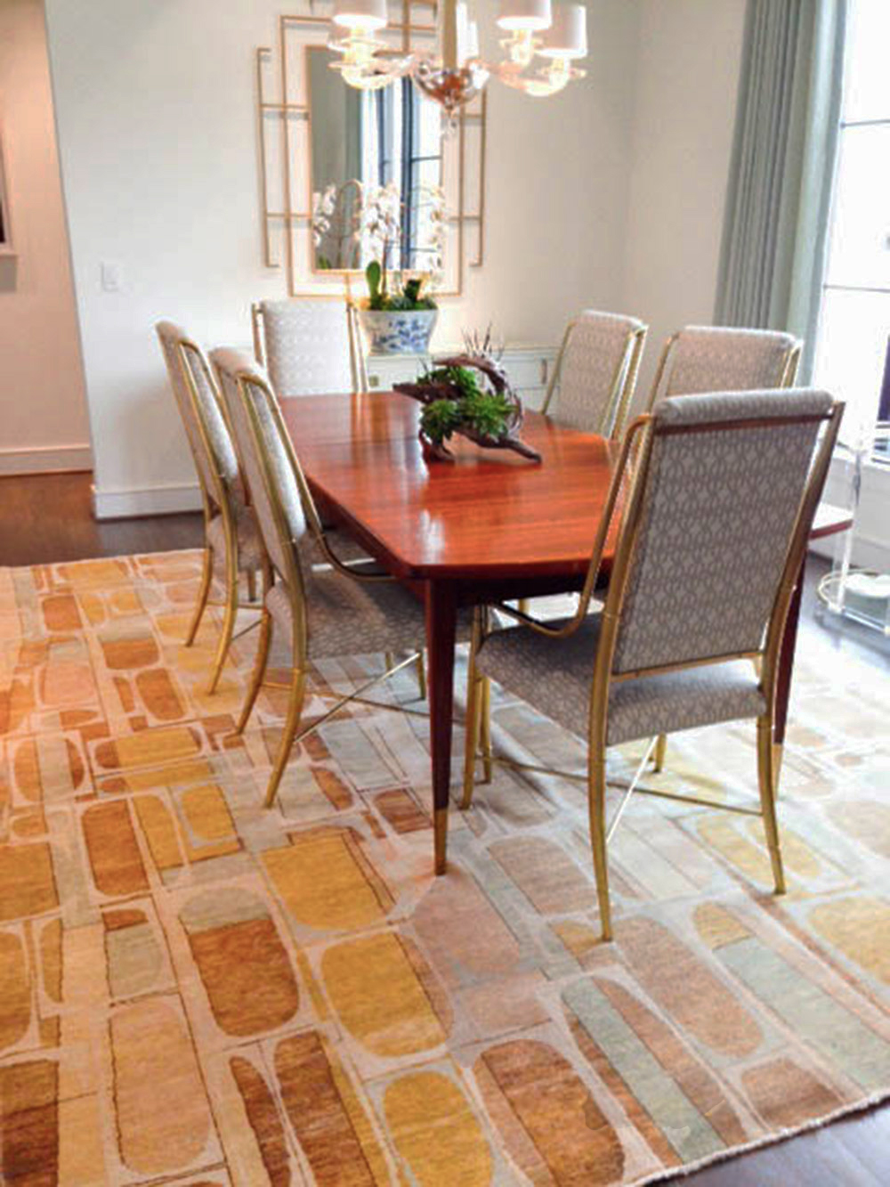 Featured Room Setting: Private Home Dallas TX Carpet Provided By: Interior  Resources, Dallas TX