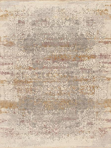 Ancient Wool & Silk - Delphi - Samad - Hand Made Carpets