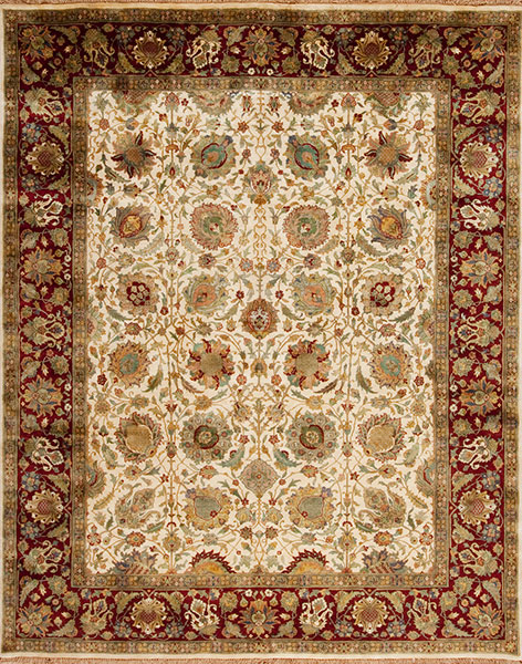 Golden Age Kingdom Home Rug Information