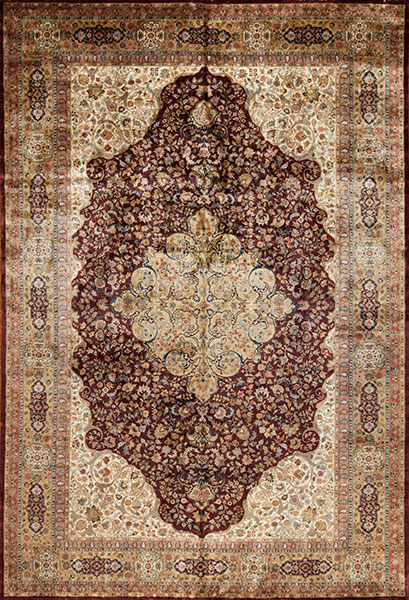 Golden Age 118080 Collection Royalty Home Rug Information