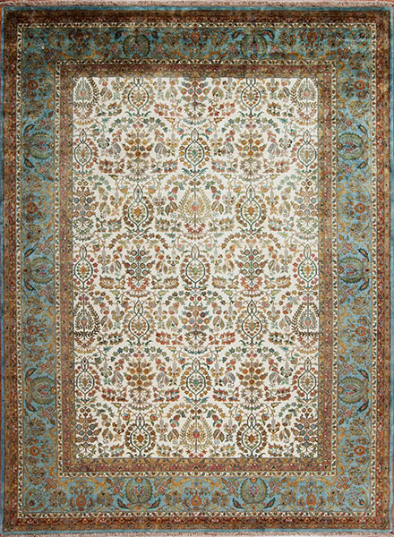 Golden Age Chablis Samad Hand Made Carpets