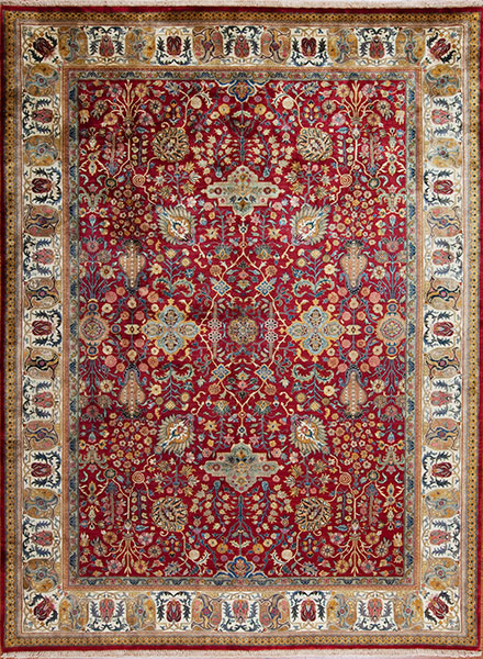 Golden Age Grace Samad Hand Made Carpets