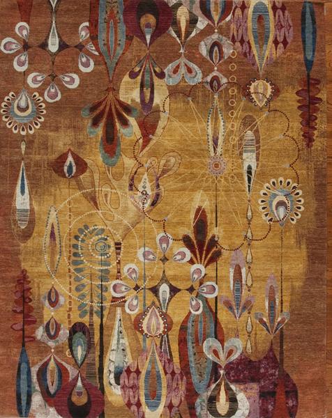 Rex Ray Vallejo Samad Hand Made Carpets