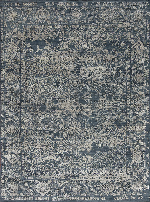 Amour Reserve Wool Amp Silk Thrill Samad Hand Made Carpets