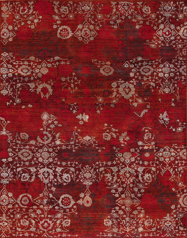Amour Wool Amp Silk Desire Samad Hand Made Carpets