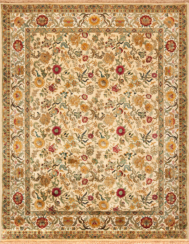 Golden Age Delight Samad Hand Made Carpets