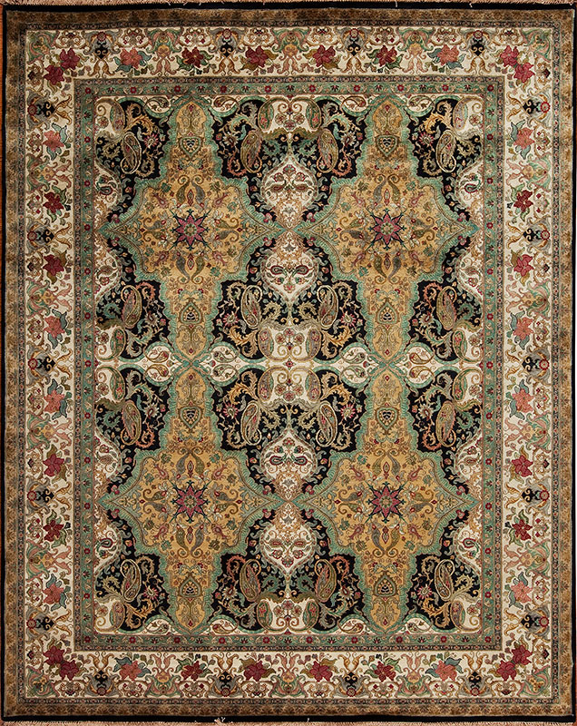 Golden Age Heritage Samad Hand Made Carpets