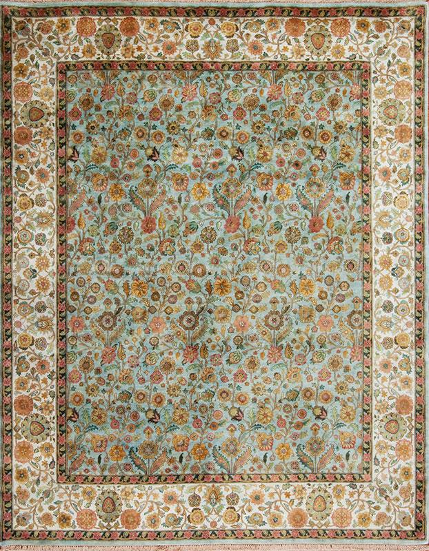 Golden Age Millefleur Samad Hand Made Carpets