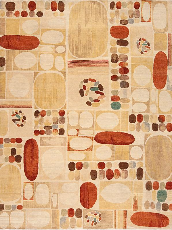 Rex Ray Potrero Samad Hand Made Carpets