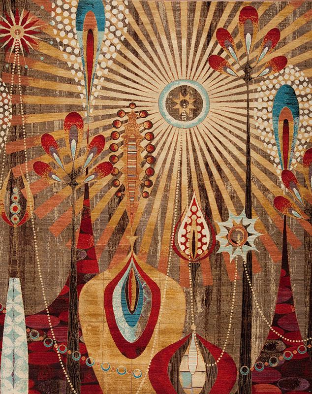 Rex Ray Stockton Samad Hand Made Carpets