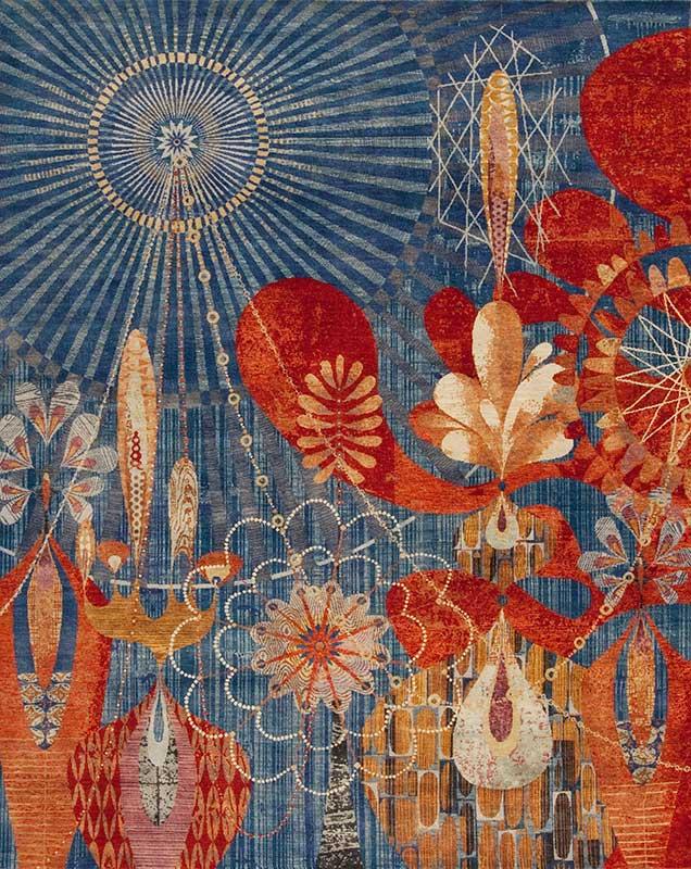 Rex Ray California Samad Hand Made Carpets