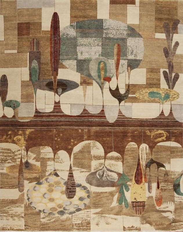 Rex Ray Vulcan Samad Hand Made Carpets