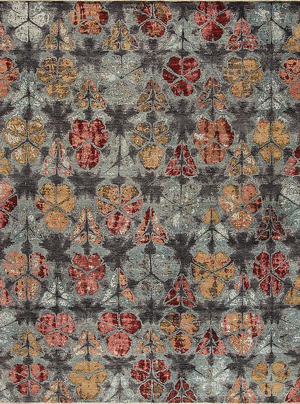 Shibori Mito Samad Hand Made Carpets